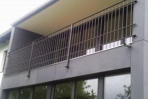 6.08 Balkon Metall